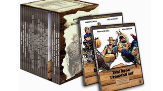 Bud Spencer und Terence Hill DVD Monster-Box für 44 Euro