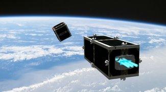 CleanSpace One - Staubsauger für den Weltraum