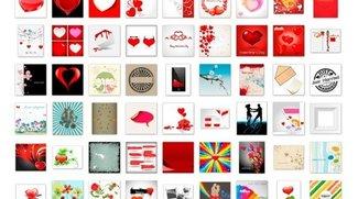 Über 500 Clip-Arts zum Valentinstag für 18 statt 192 Euro