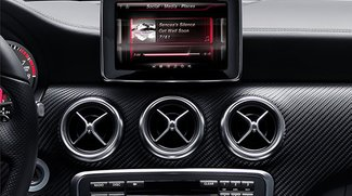 Siri im Benz: Mercedes A-Klasse bald mit Sprachsteuerung