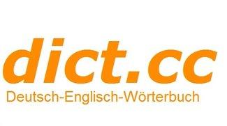 Dict.cc: Nützliches Offline-Wörterbuch