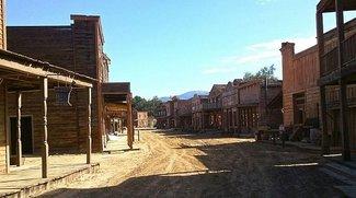 Django Unchained – die ersten Setfotos von Tarantinos Spaghetti-Western!