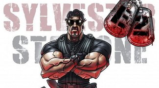 The Expendables 2 – Stallone & Co. als Comicfiguren