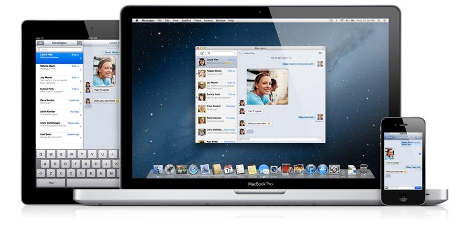 iMessage für Mac