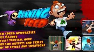 Running Fred - Jump 'n' Run für Erwachsene