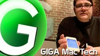 GIGA Mac Tech Folge 1: OS X 10.8 Mountain Lion, Fernbedienung und Bose SoundLink