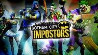 Gotham City Impostors Test - Bats gegen Jokerz