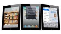 iPad mit iOS 6.0 im Serverlog: Besuch aus Cupertino