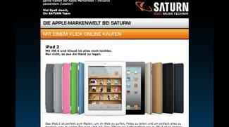 MediaMarkt & Saturn: Apple-Produkte im Angebot