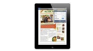iPad 2 16 GB WiFi heute für 418 Euro bei Returbo