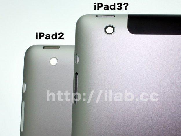 iPad 3: Präsentation angeblich am 7. März - mit LTE-Chips