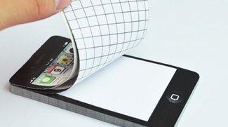 iPhone-Notizblock für 1,42 Euro versandkostenfrei bei eBay