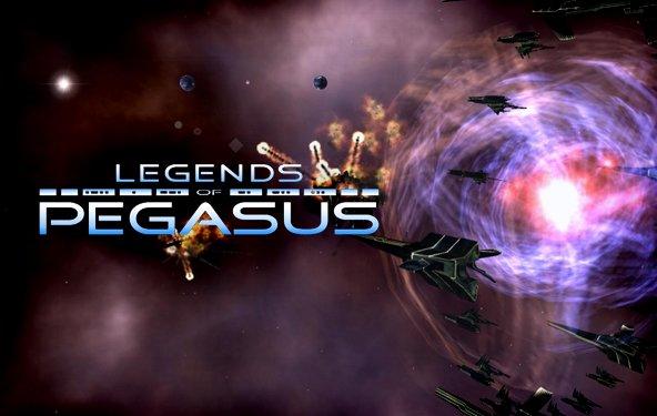 Legends of Pegasus Videopreview: Sins of a Solar Empire meets Spore