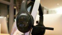 Logitech Wireless Headset H800: Funk- und Bluetoothtechnik vereint