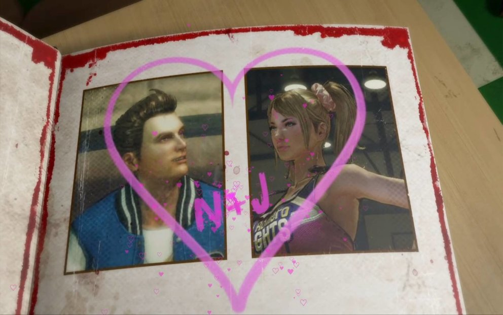 Lollipop Chainsaw: Trailer zum Valentinstag
