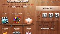 Nur noch kurze Zeit: SnapFlow, DVDcreator und weitere Apps im Bundle für 30 Euro