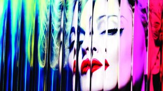 "Madonna: ""I don't Give A"" neuen Song teilweise via Youtube streamen - offizielles Preview"