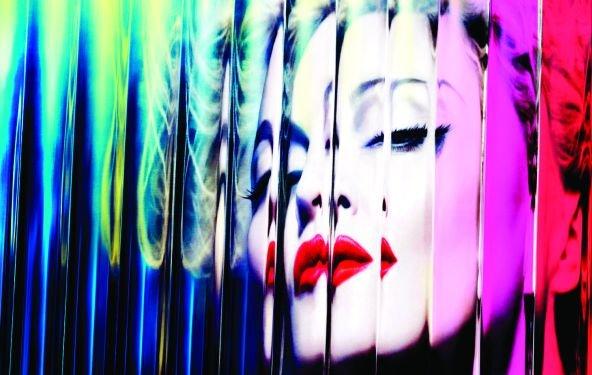"Madonna: ""I don't Give A"" neuen Song teilweise via Youtube streamen - offizielles Preview"