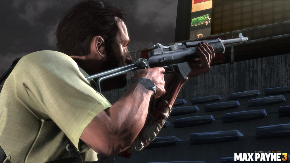 Max Payne 3: Das Mini-30 Rifle im Detail