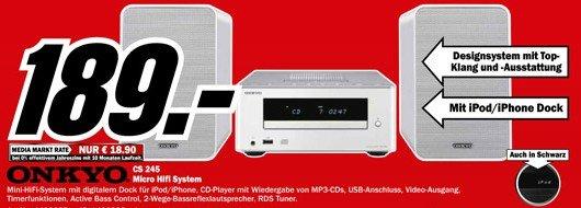 Prospekt-Check: Ist Media Markt wirklich billiger? Die Angebote für Hifi und MP3-Player