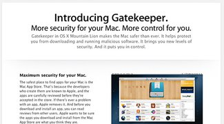 Mac OS X Mountain Lion: Gatekeeper und digitale Signaturen für Mac-Apps