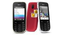 Nokia Asha - Series 40-Modelle mit Games und Dual-SIM
