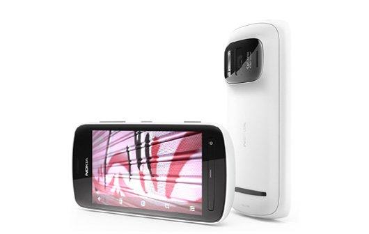 Nokia 808 PureView - Smartphone mit 41 Megapixel