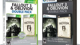 Fallout 3 &amp&#x3B; Oblivion: Double Pack kommt im April