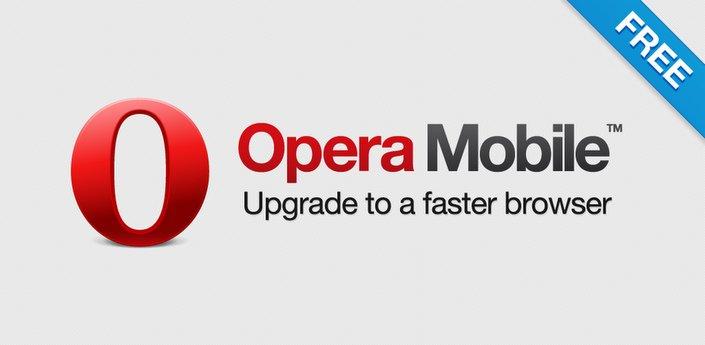 Opera Mobile 12 ist verfügbar