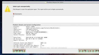 Mac OS X: Probleme mit neuer Version 10.7.3 und mit Snow-Leopard-Sicherheitsupdate
