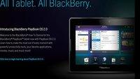 Playbook OS erfährt Update auf Version 2.0