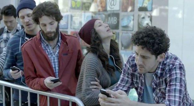 Samsungs Super-Bowl-Werbespot: Erneuter Angriff auf Apple
