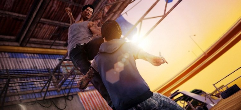 Sleeping Dogs: Hong Kong Setting überzeugte Square Enix