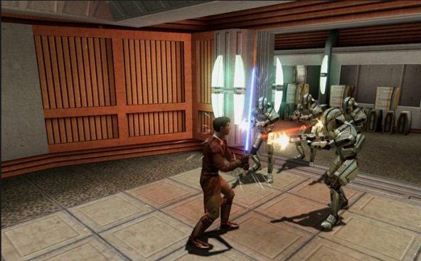 Star Wars - Knights of the Old Republic: Erscheint demnächst für das iPad