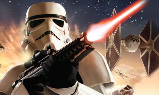 "Star Wars Battlefront 3: War zu ""99 Prozent"" fertig"