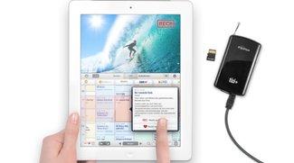 iPad-Videorekorder tizi+ als Kit zur Einführung