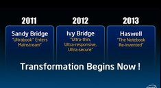 Intel Roadmap: mehr Grafikpower ab 2013 in Haswell-CPUs