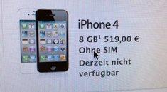 Einspruch: Alle iPhone- und iPad-Modelle in Kürze wieder im Apple Online Store