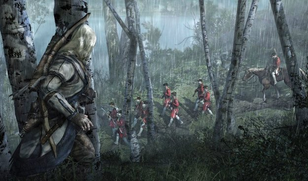 Assassin's Creed 3: Ubisoft veröffentlicht den Debut-Trailer