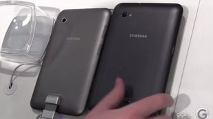 MWC 2012: Samsung Galaxy Tab 2 (7.0) Hands-On