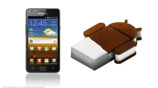 Samsung Galaxy S2 - Ab sofort mit Android 4.0 in den Regalen