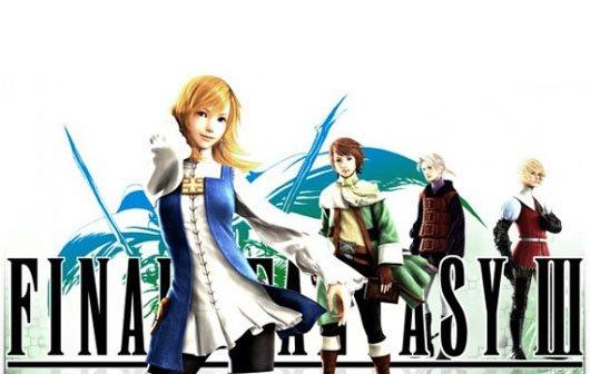 Final Fantasy III für Android in Japan erschienen