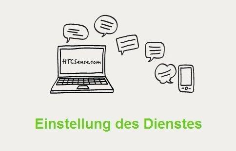 HTCSense.com: Cloud-Dienst wird vorübergehend eingestellt