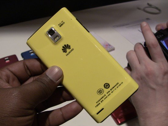 Huawei Ascend P1: Marktstart für April geplant