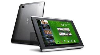 Das Acer Iconia Tab A500 für 259 statt 409 Euro bei Groupon