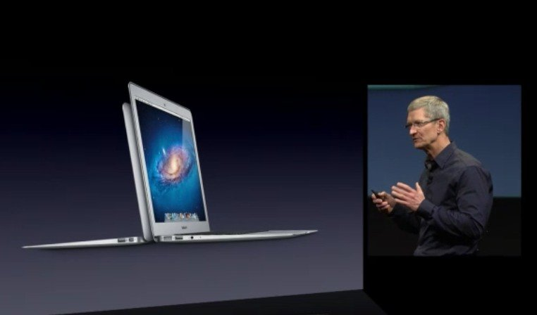 Apple-Event zum neuen iPad als Video online