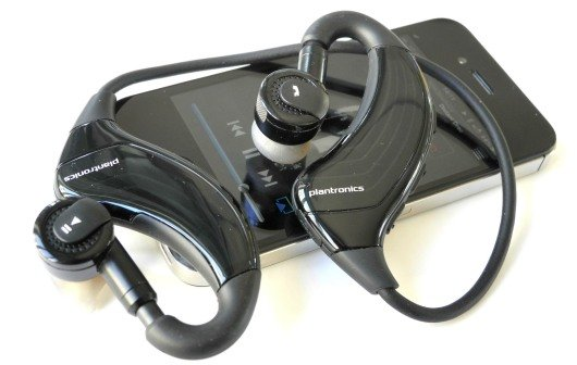 Test: Stereo-Bluetooth-Headset plantronics BackBeat 903+
