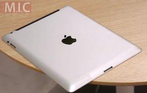 iPad 3 ganz nah: Video und Röntgenaufnahme