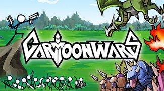 Cartoon Wars - Striche im Krieg