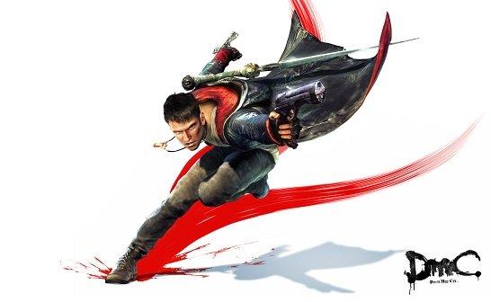 DMC: Dante und seine Waffen in Bildern